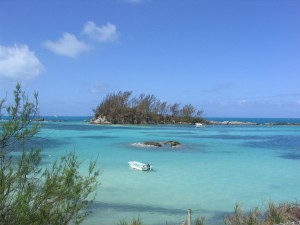 Beautiful Bermuda was no escape for the hold anxiety had on me.
