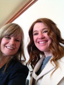 I interviewed Clara Hughes again in March 2014, just before her Big Ride.