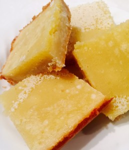 Tangy, Rich Lemon Squares